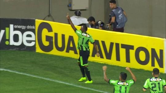 Maurício faz contra, América-MG bate Juventude e fica a uma vitória do título