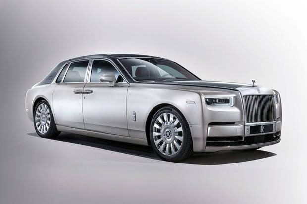 Rolls-Royce Phantom  (Foto: Divulgação )