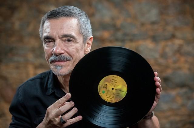 Charles Gavin (Foto: Ana Paula Amorim/Canal Brasil)