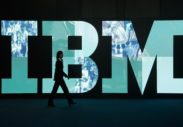 IBM (Foto: Sean Gallup/Getty Images)