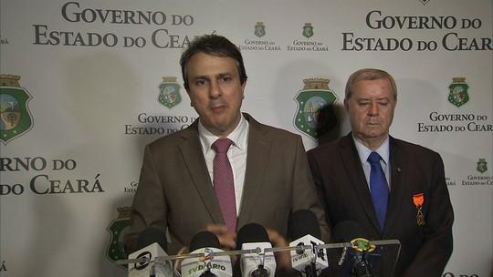 Governador do Ceará responsabiliza comando de greve por rebeliões