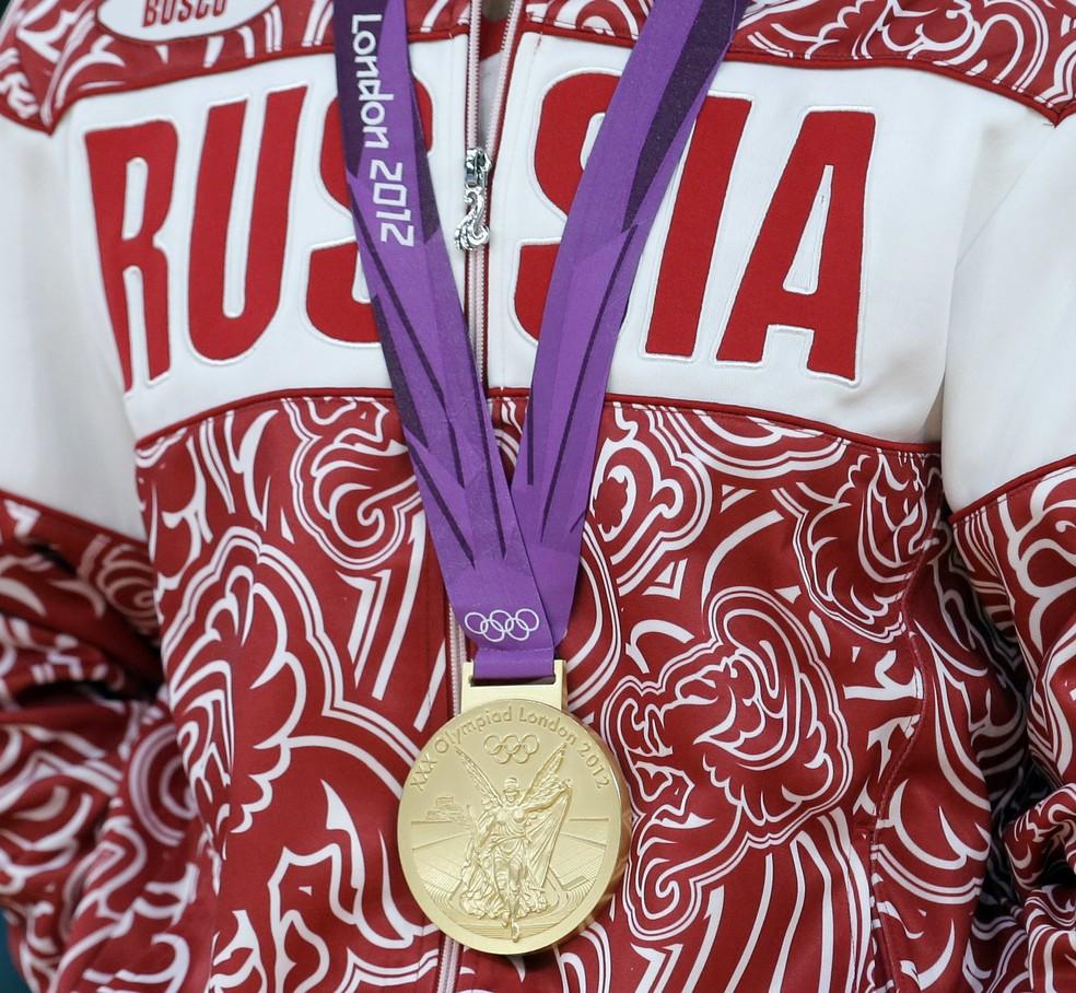 Rússia Olimpíada (Foto: AP )