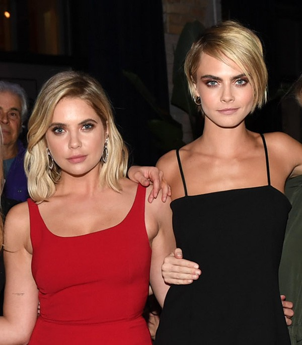 Ashley Benson, Cara Delevingne (Foto: Getty Images)