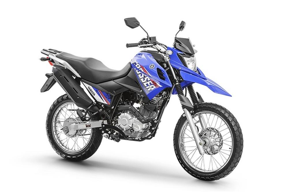 Yamaha Crosser 150 Z (Foto: Yamaha/Divulgação)