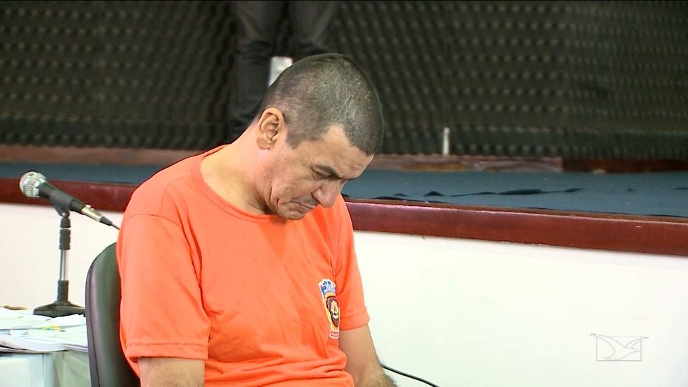 Corumbá foi condenado a mais de 22 anos de prisão pela morte de uma turista espanhola em 2005 (Foto: Reprodução/TV Mirante)