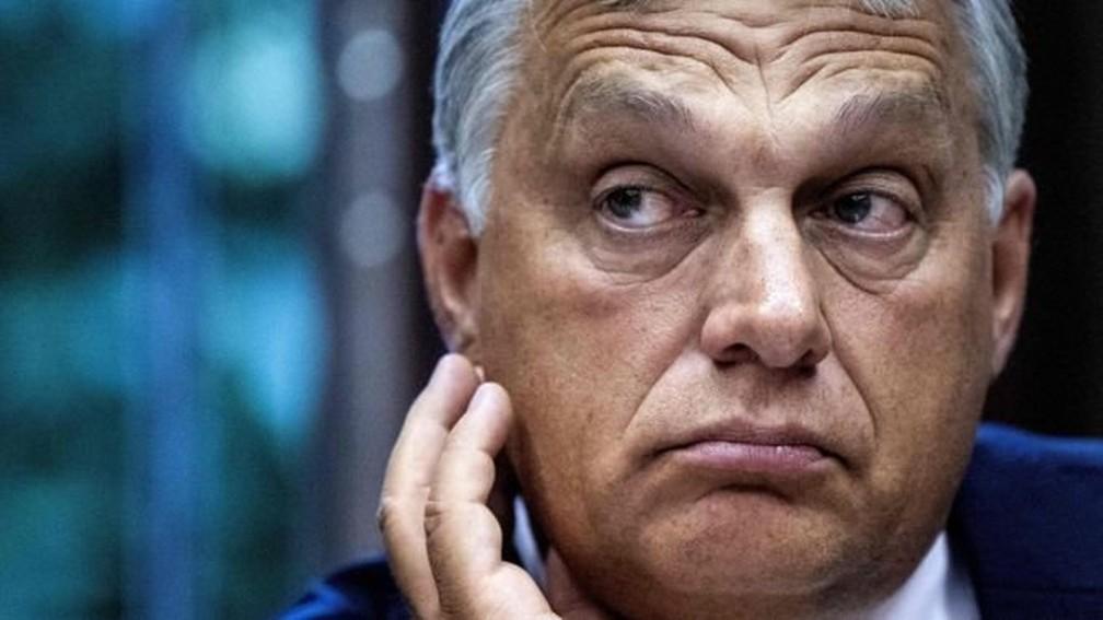 Viktor Orbán — Foto: AFP