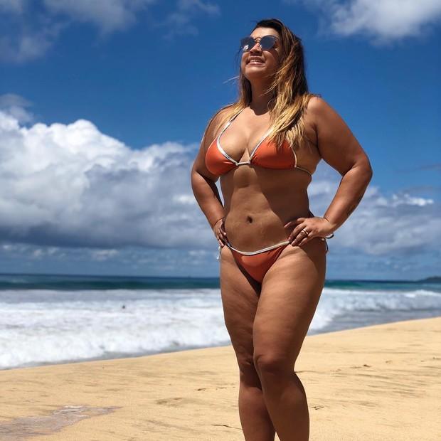 Preta Gil clicada por Fernanda Souza (Foto: Reprodução/Instagram)