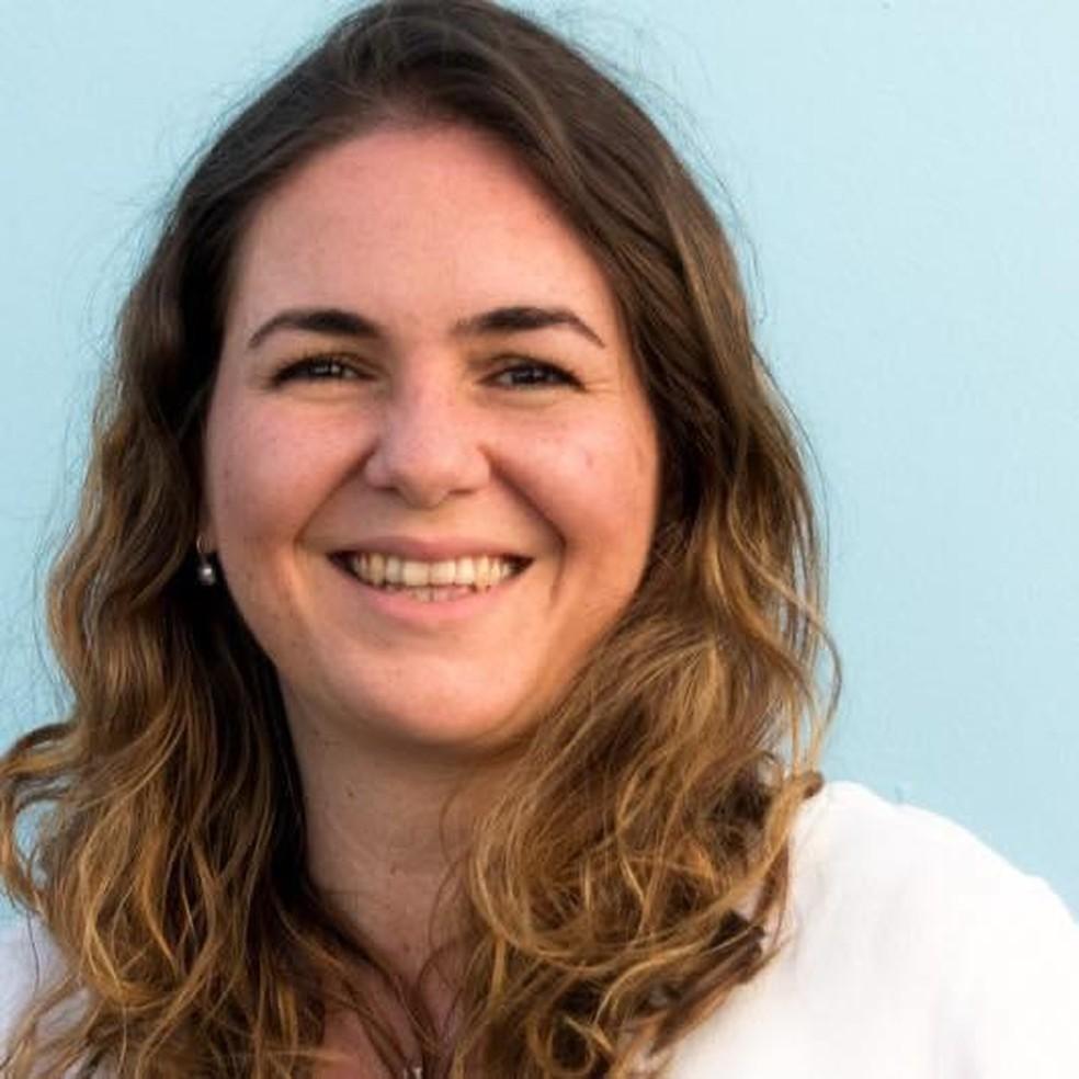 Ana Beatriz de Oliveira é a nova reitora da UFSCar — Foto: Juntos pela UFSCar