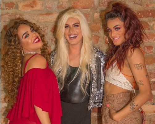 Pabllo Vittar se une a Aretuza Lovi e Gloria Groove com 'Joga Bunda' em busca de 'hit do verão'