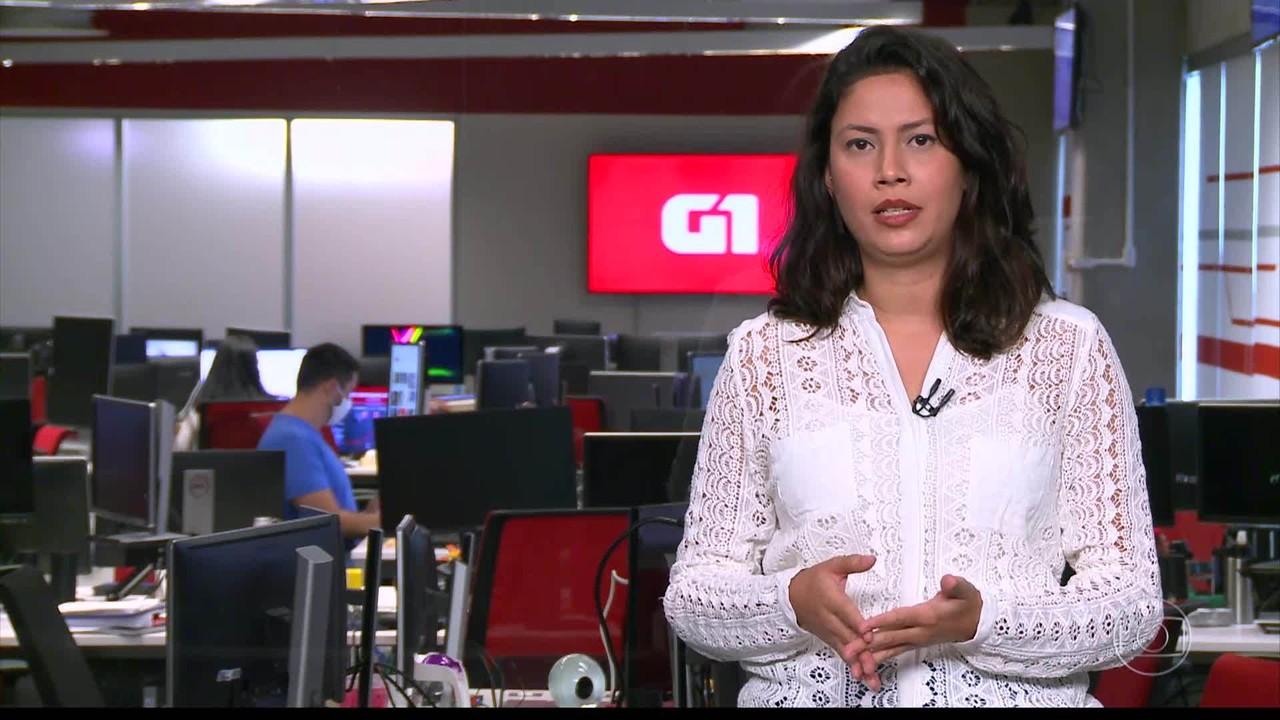 G1 em 1 Minuto: renda domiciliar caiu em 2020, para R$ 1.380, aponta IBGE