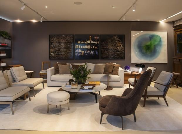 Family Room, por Dado Castello Branco, na 5 edição da Modernos Eternos (Foto: Divulgação )