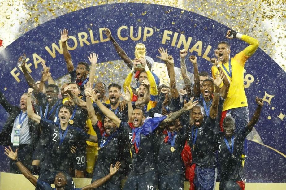 Rumo ao Catar: campeã jovem, França tem geração que pode defender título