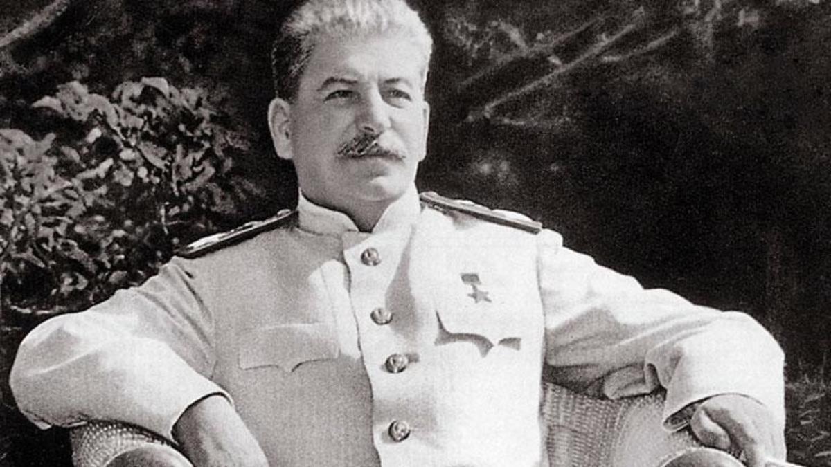 Josef Stalin, que liderou a União Soviética de 1924 a 1953 (Foto: Reprodução)
