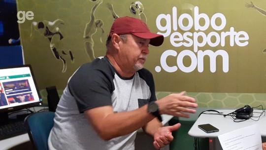 Pedro Manta fala sobre os desafios de treinar o Petrolina pela terceira vez