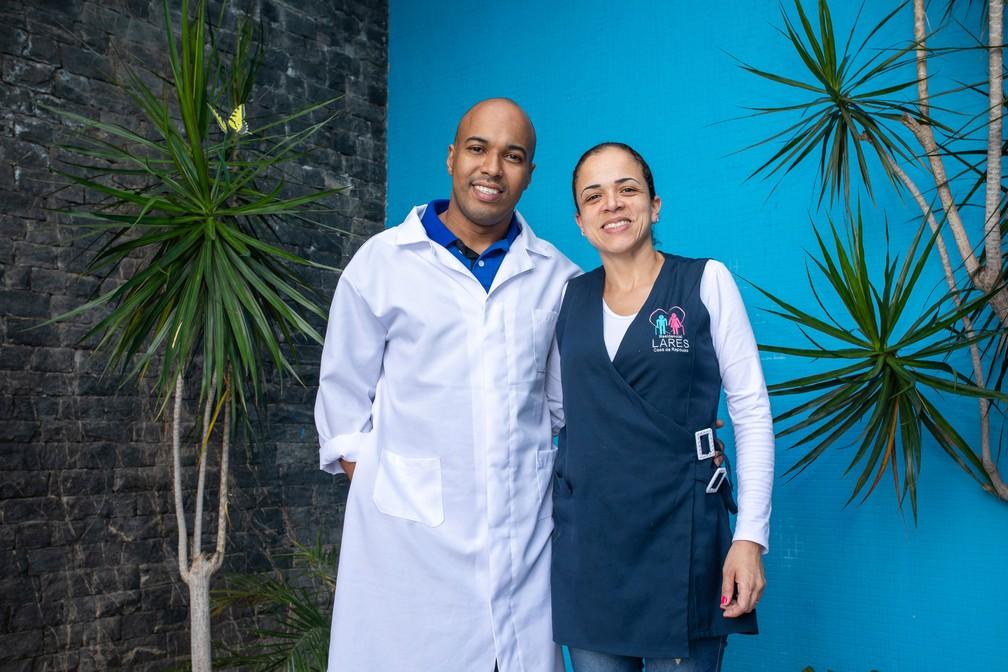 Guilherme e Susiene consideram que situação melhorou em 2019, mas expectativas eram maiores — Foto: Celso Tavares/G1