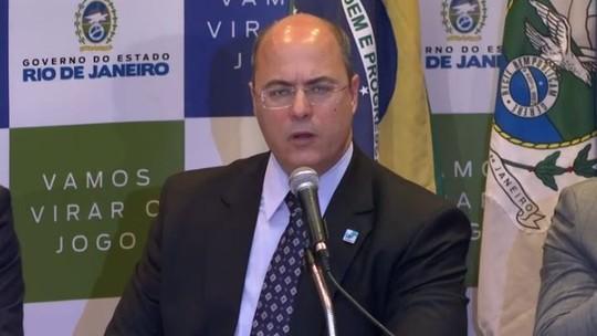 ASSISTA: governador do RJ fala agora sobre morte de Ágatha