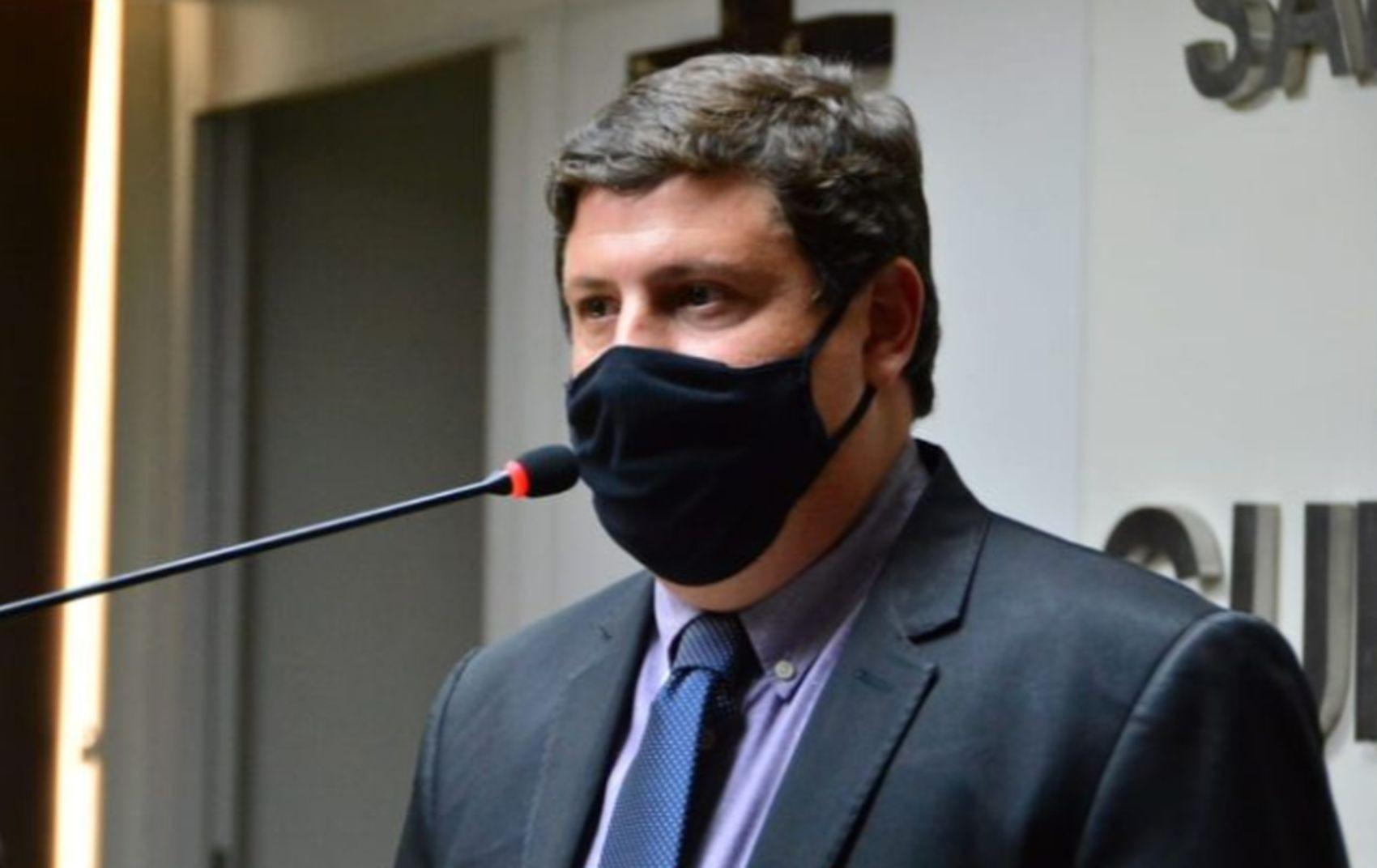 Deputado de Sergipe João Marcelo é hospitalizado para tratamento da Covid-19 em Salvador