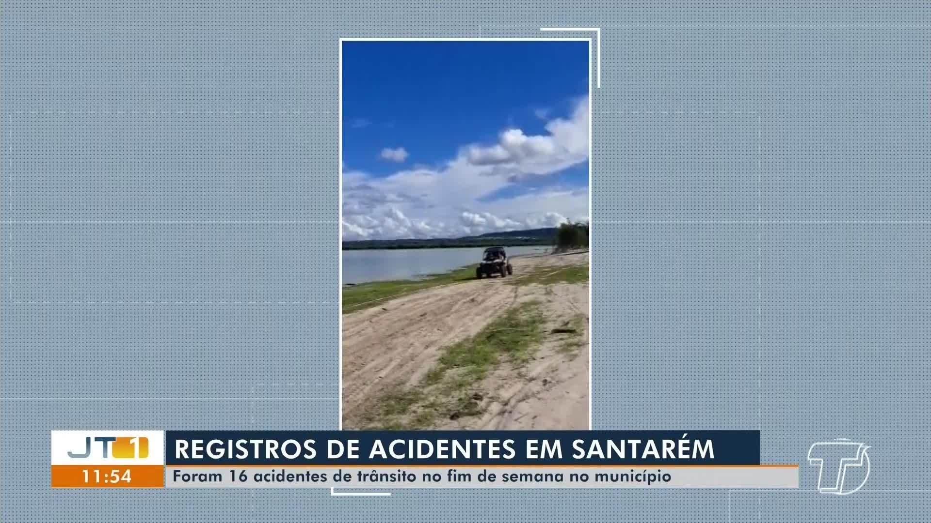 VÍDEOS: Jornal Tapajós 1ª edição de segunda-feira, 23 de novembro