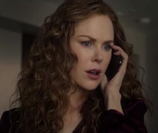 Cena do trailer de 'The undoing'   Reprodução