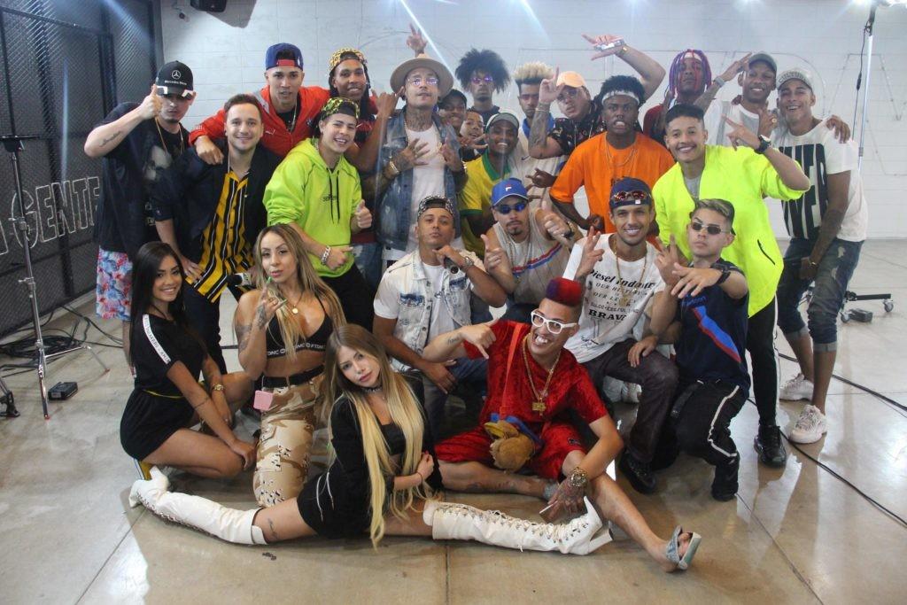 18 novos artistas da Kondzilla Records (Foto: Divulgação)