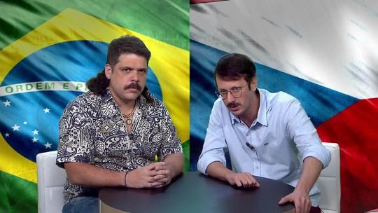 Falha de Cobertura transmite Brasil x República Tcheca às 16h30