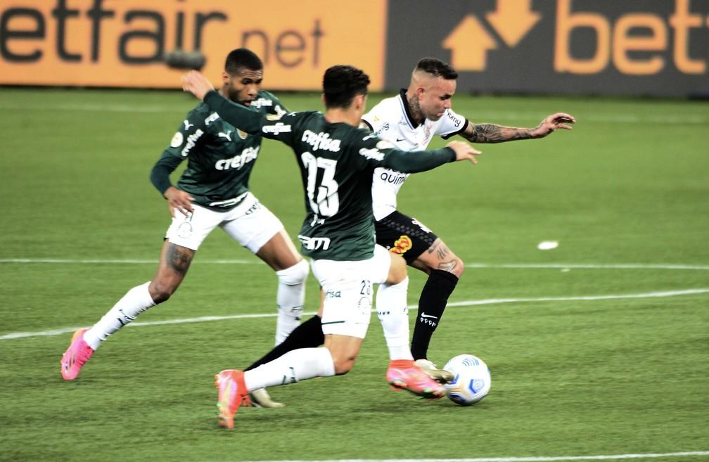 Palmeiras e Corinthians têm três Dérbis nesta semana; veja agenda