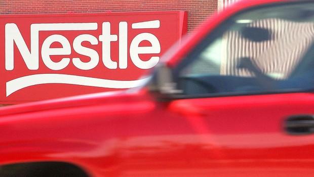 Nestlé (Foto: Tim Boyle/Getty Images)