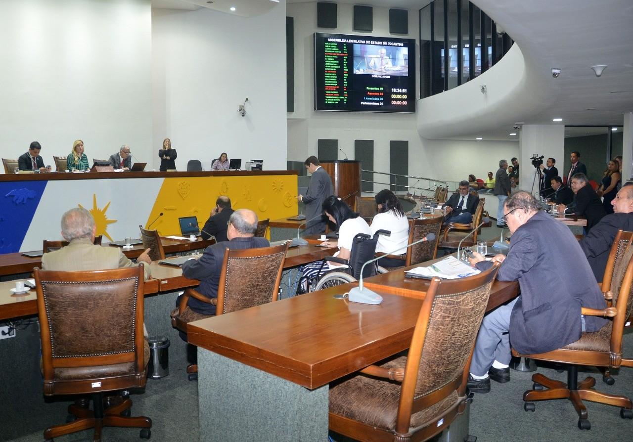 Projeto da LDO prevê orçamento de 10,8 bilhões para o governo em 2020; texto foi protocolado na AL - Notícias - Plantão Diário