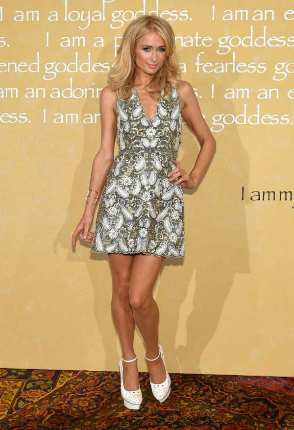 A celebridade Paris Hilton  (Foto: Getty Images)