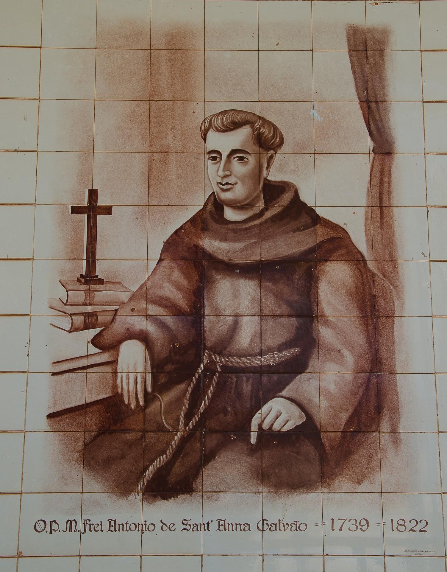 Dia de Frei Galvão: Veja homenagem e orações