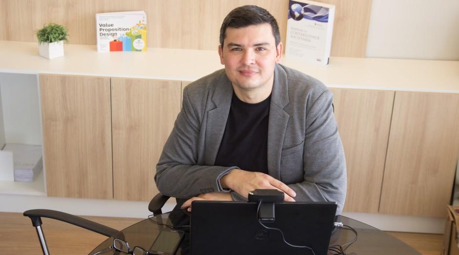 Eliandro Prado, CEO da OmegaPrice e palestrante do We Are Omie (Foto: Divulgação)