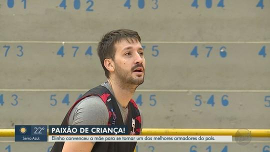 """""""Motor"""" do Franca, Elinho admite atuações ruins contra Fla, e espera melhora no Jogo 5"""