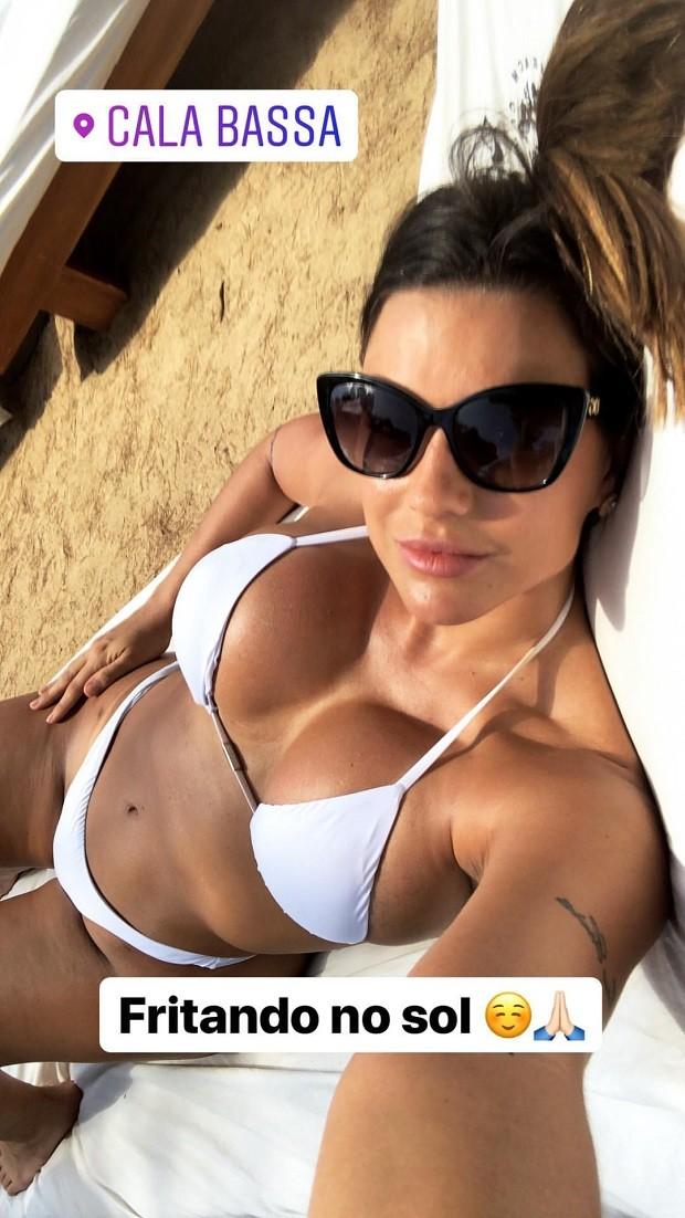Carol Dias (Foto: Reprodução/ Instagram)