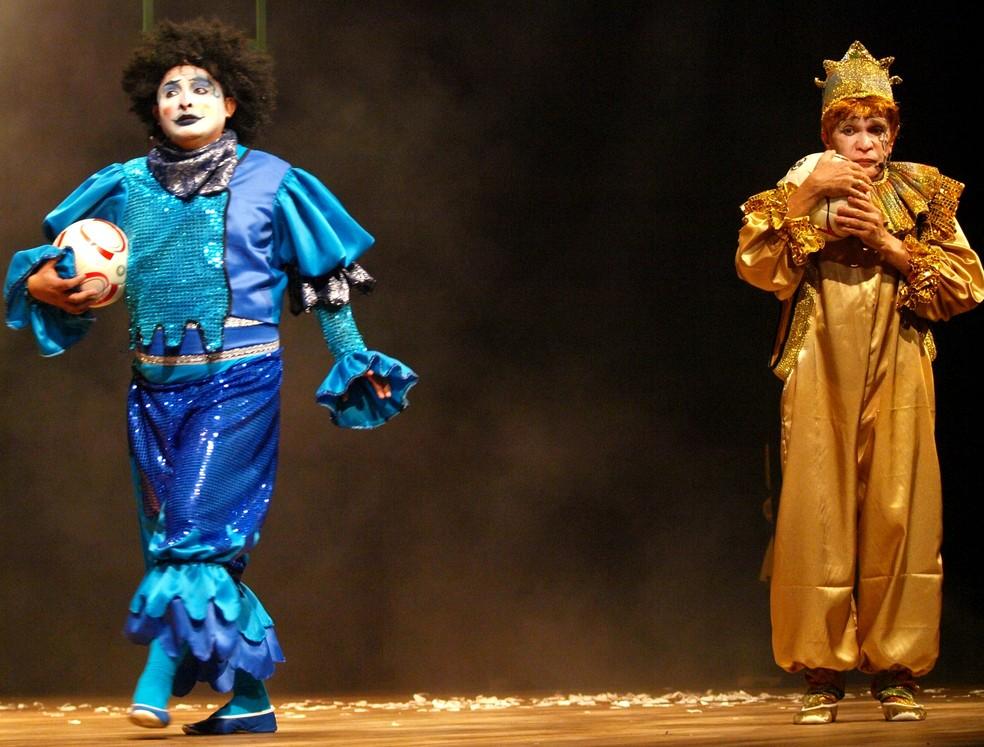 Espetáculo 'Flicts - O Musical' estreia em Manaus nesta quarta-feira (4). A entrada é gratuita. (Foto: Divulgação/Ruth Jucá)