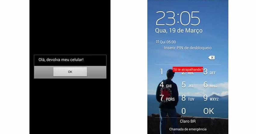 Aprenda a usar o Android Lost para gerenciar seu celular perdido ou roubado
