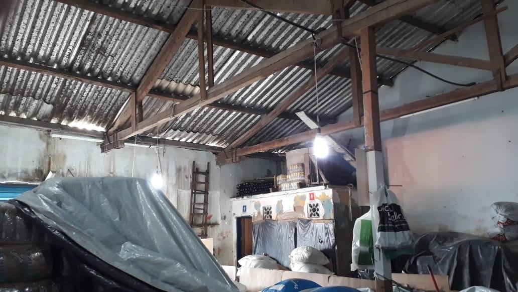 Mercado de Farinha de Garanhuns é interditado após apresentar comprometimento na estrutura