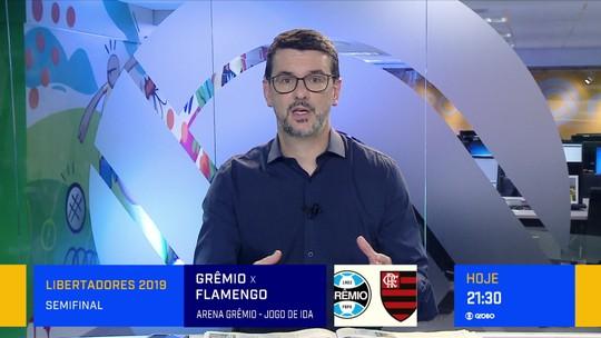 """Redação destaca Everton, Luan e Tardelli: """"Segredo do Grêmio passa pelo encaixe do trio"""""""