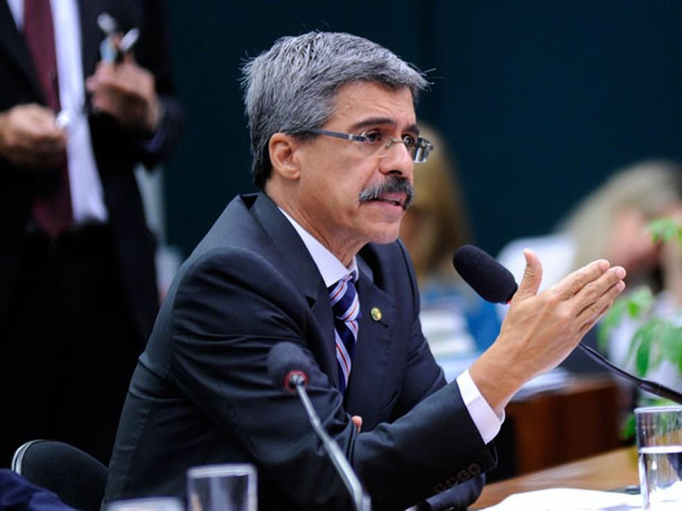 O deputado Luiz Sérgio (PT-RJ) (Foto: Lucio Bernardo Jr. / Câmara dos Deputados)