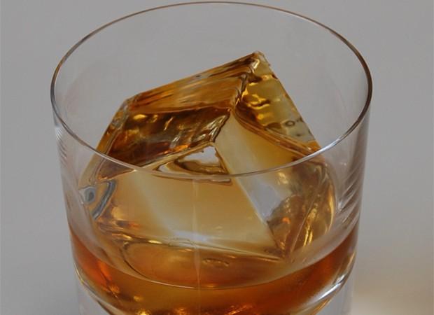 Cubo de gelo da Gläce Luxury Ice (Foto: Divulgação)