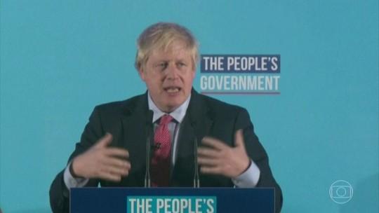 Premiê britânico agradece votos de ex-eleitores do Partido Trabalhista