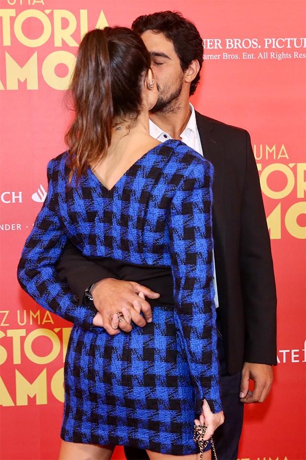Thaila Ayala e Renato Goés (Foto: Manuela Scarpa/Brazil News)
