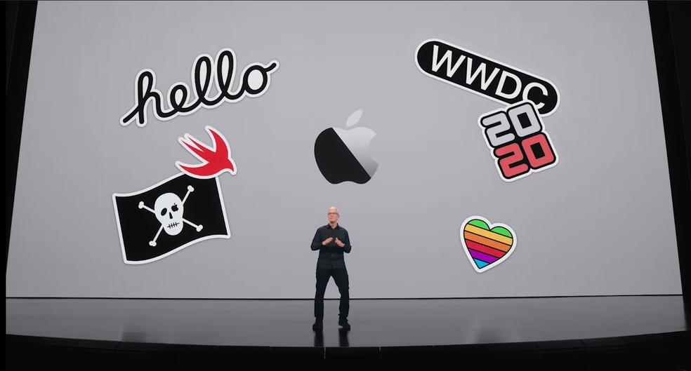 WWDC 2021: Evento da Apple anuncia o iOS 15 para iPhone — Foto: Divulgação/Apple