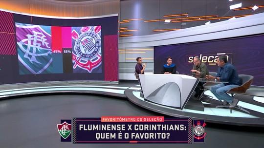 """""""Favoritômetro"""" do Seleção SporTV dá vantagens a Palmeiras, Flamengo e Corinthians nos torneios continentais"""