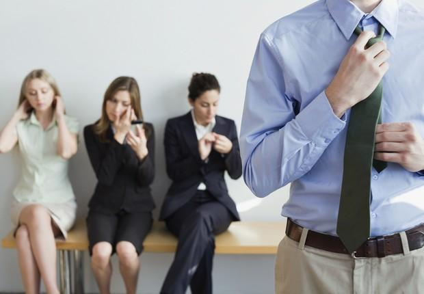 Entrevista de emprego vagas trabalho (Foto: Shutter Stock)
