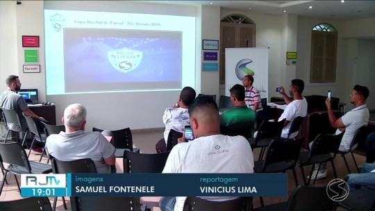 Reunião discute os primeiros detalhes da próxima Copa Rio Sul de Futsal
