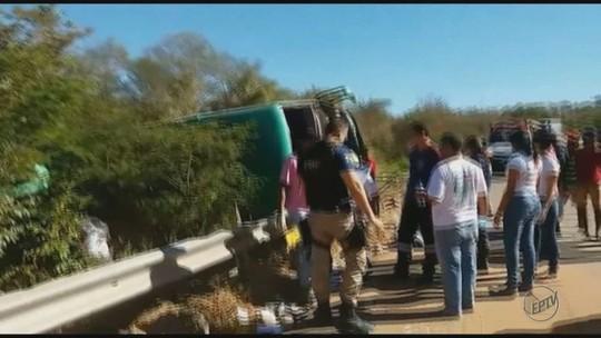 Moradora de Araraquara está entre as 9 vítimas de acidente com ônibus no PI