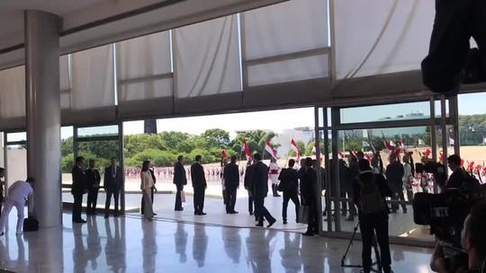 Com Mercosul e Venezuela na pauta, Bolsonaro se reúne com Macri no Planalto