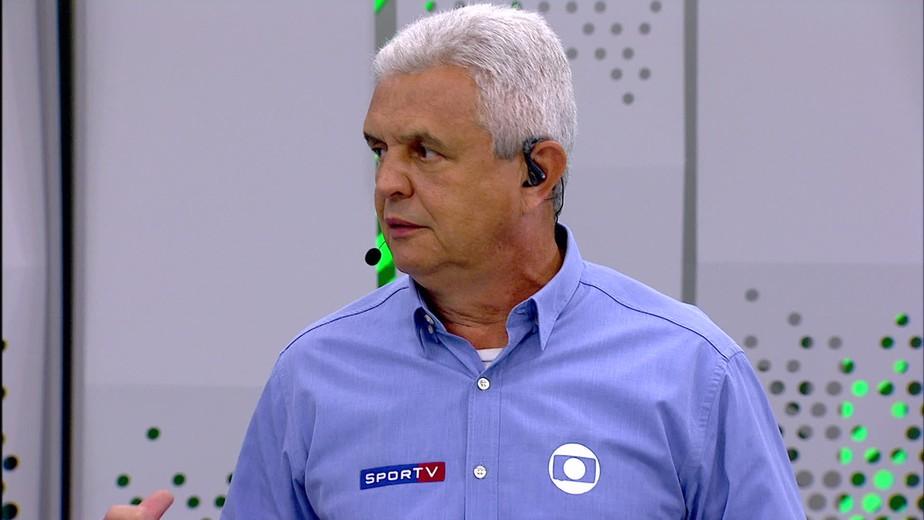 Márcio Rezende de Freitas vê três erros da arbitragem contra o Sport em empate com Brasil-RS