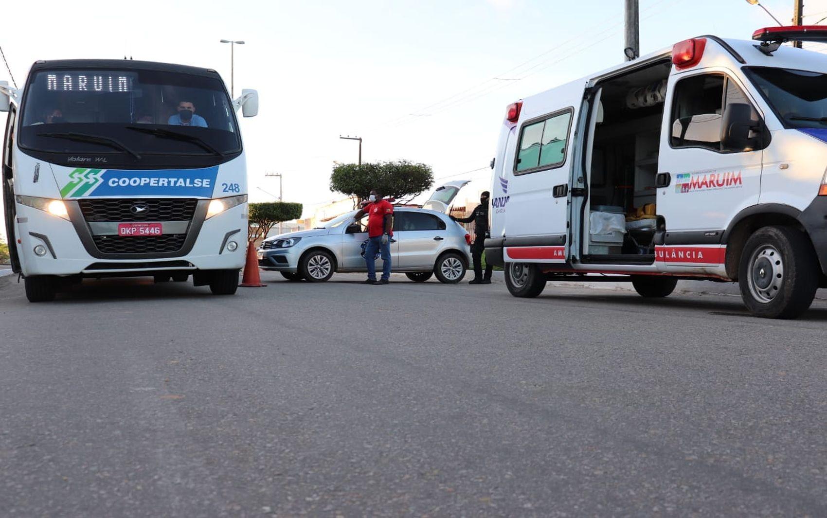 Prefeitura de Maruim determina toque de recolher para conter a propagação do novo coronavírus