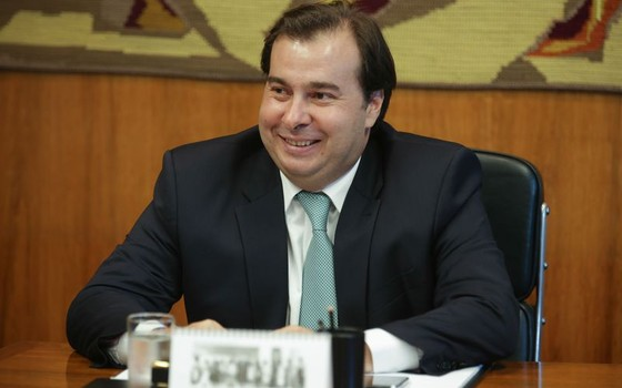 Rodrigo Maia (Foto: Fabio Rodrigues Pozzebom/Agência Brasil)